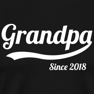 Grandpa 2018 - Men's Premium T-Shirt