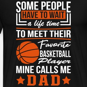 Alcune persone Basketball Player Dad