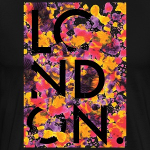 London kunst~~POS=TRUNC - Premium T-skjorte for menn