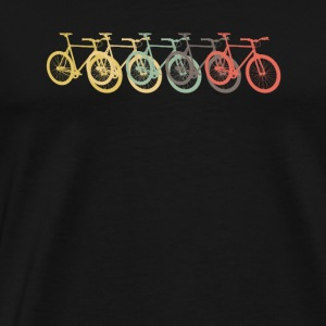 gift, gift, love, king, hobby, mtb, mountainbike, bik - Men's Premium T-Shirt