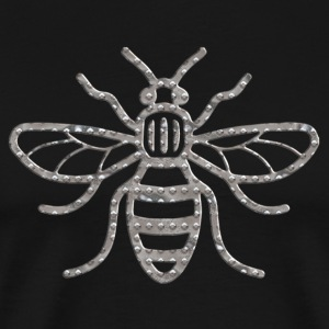 Manchester Bee Industrial Riveted