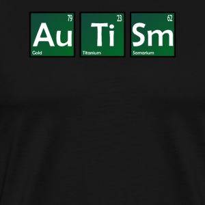 Elements of Autism Element Chemistry Periodic Table