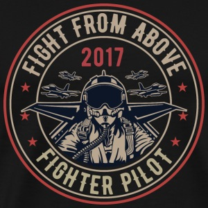 Death From Above - Mannen Premium T-shirt