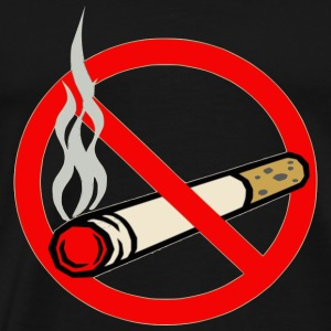 smoking ban - Men's Premium T-Shirt