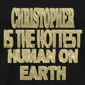 Christopher - Herre premium T-shirt