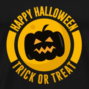 Happy Halloween - Trick or Treat - Kostüm - Männer Premium T-Shirt
