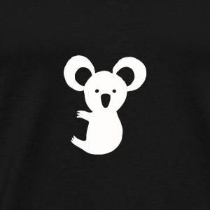 Koala are GEIL - Men's Premium T-Shirt