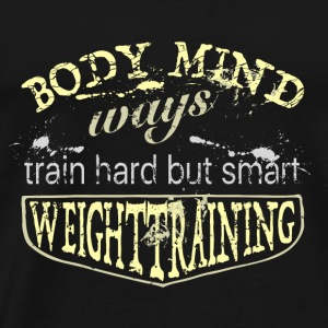 smart power training - Men's Premium T-Shirt