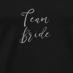 hold Bride - Herre premium T-shirt
