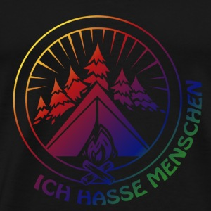 Mountains Shirt · Mountaineering · Hiking · I hate ..