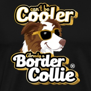 Can not be Cooler - Border Collie Brown