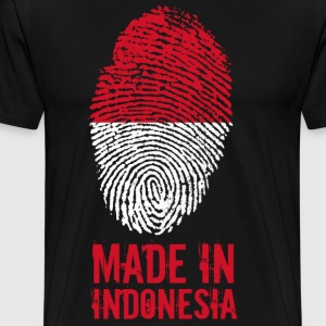 Made In Indonesia / Indonesien - Männer Premium T-Shirt