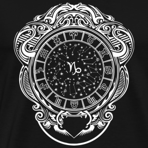 Birthday gift Star sign Capricorn - Men's Premium T-Shirt