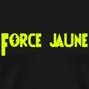 Yellow force - Men's Premium T-Shirt