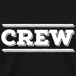 Crew member JGA Filmteam Braut Staff only! party - Men's Premium T-Shirt