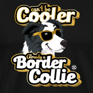 Can not be Cooler - Border Collie Black