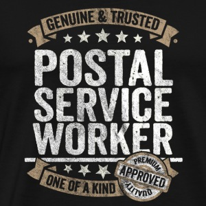 Postal Service Worker Premium Quality Approved - Männer Premium T-Shirt