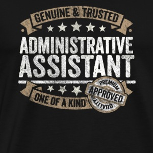 Administrative Assistant Premium Quality Approved - Männer Premium T-Shirt
