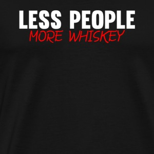 Christmas gift new beautiful new vodka alcohol - Men's Premium T-Shirt