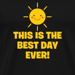Best Day - Men's Premium T-Shirt