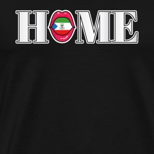 Equatorial Guinea Home gift - Men's Premium T-Shirt