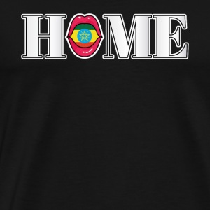 Ethiopia Home Gift - Men's Premium T-Shirt