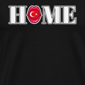 Turkey Home gift - Men's Premium T-Shirt