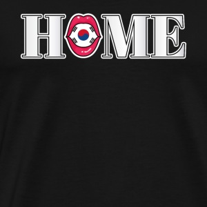 South Korea Home gift - Men's Premium T-Shirt
