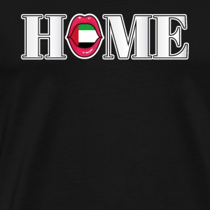 United Arab Emirates Home Gift - Men's Premium T-Shirt