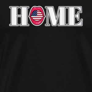 United States Home Gift - Men's Premium T-Shirt