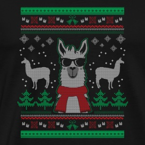 Ugly Christmas Sweater / Llama