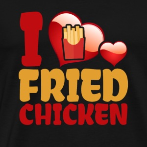 I Love Fried Chicken