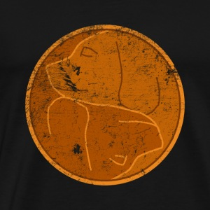Yin Yang Dogs Copper Light Tai Chi Symbol Distress