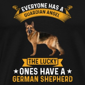 A german shepherd - gift