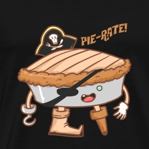 Pie-rate! Pirate cake - biscuit