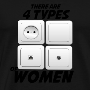 There are 4 types of women