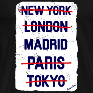 NY London Madrid..., Francisco Evans ™