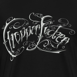 chopper Fucker - Premium-T-shirt herr