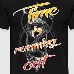 Time is running out II - Men's Premium T-Shirt