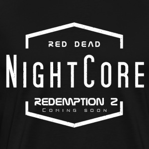 Nightcore ║ Red Dead Redemption 2 - Premium-T-shirt herr