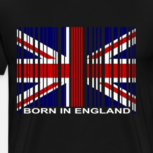Born in England London Football Gift British