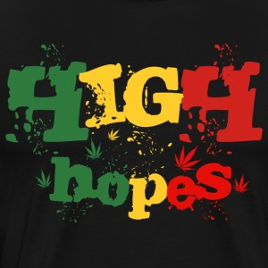 High Hopes - Men's Premium T-Shirt