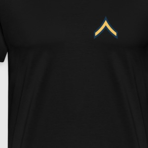 US Army Private OR2-E2 - Männer Premium T-Shirt