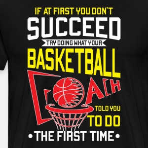 Do not do what your basketball coach told