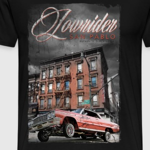 Lowrider - San Pablo Clothing co. - Men's Premium T-Shirt