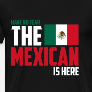 Have no fear the Mexican is here