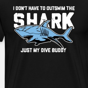 Scuba Diving Diver Sea Shark Hai Gift