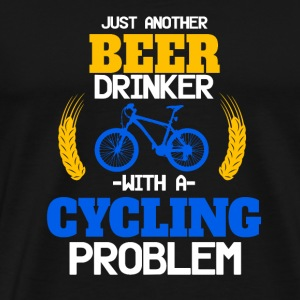Cycling Beer Drinker