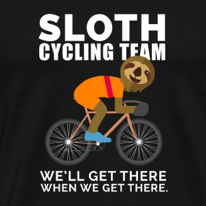 Sloth Cycling Team