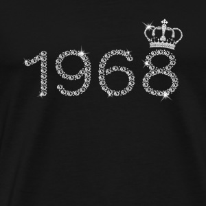 1968 - 50 and Fabulous Birthday Diamond Crown